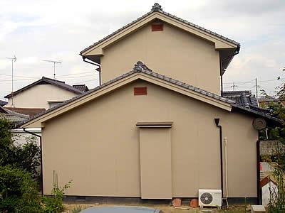 外壁塗装工事 須藤邸